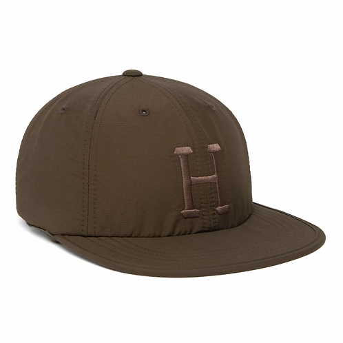 "GORRA HUF ""FORMLESS CLASSIC H 6 PANEL"" MILITARY GREEN"