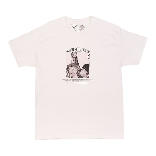 "CAMISETA SOUR ""HELPING HAND"" WHITE"