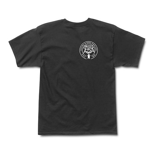 """CAMISETA GRIZZLY """"HARD WORKING"""""""
