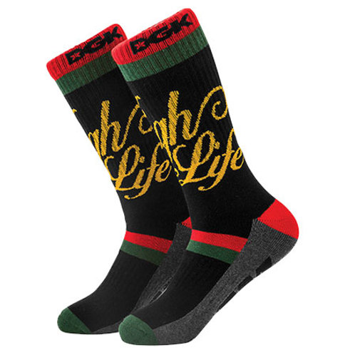 "CALCETINES DGK ""HIGH LIFE"""