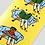 """Thumbnail: TABLA PASSPORT """"LEGS"""" 8.25"""