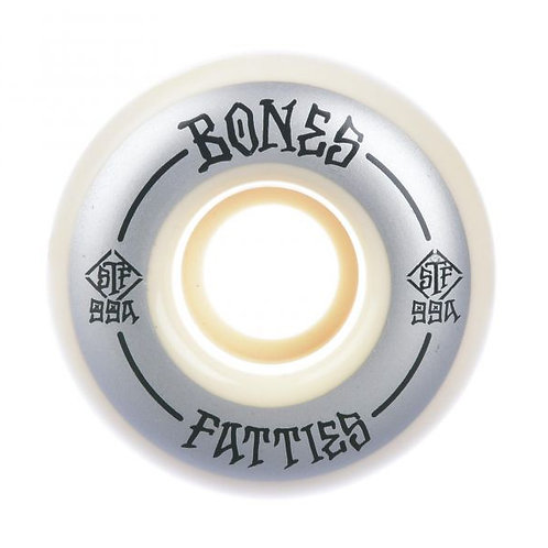 "RUEDAS BONES ""FATTIES STF"" 54MM 99A"