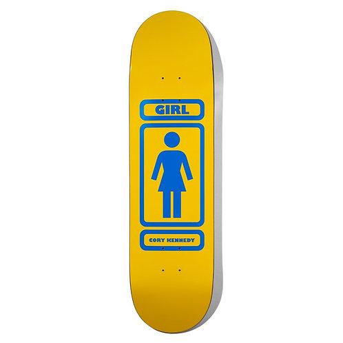 "TABLA GIRL ""KENNEDY 93 TILL"" 8.375"