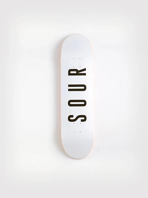 "TABLA SOUR ""SOUR ARMY – WHITE"" 7.75"