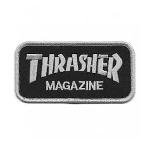 "PARCHE THRASHER ""LOGO"""