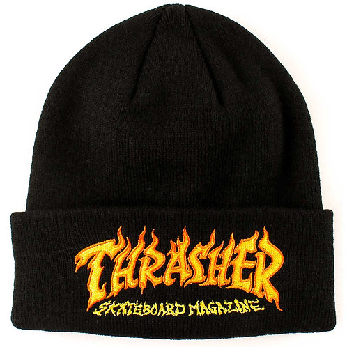 "GORRO THRASHER ""FIRE LOGO"""