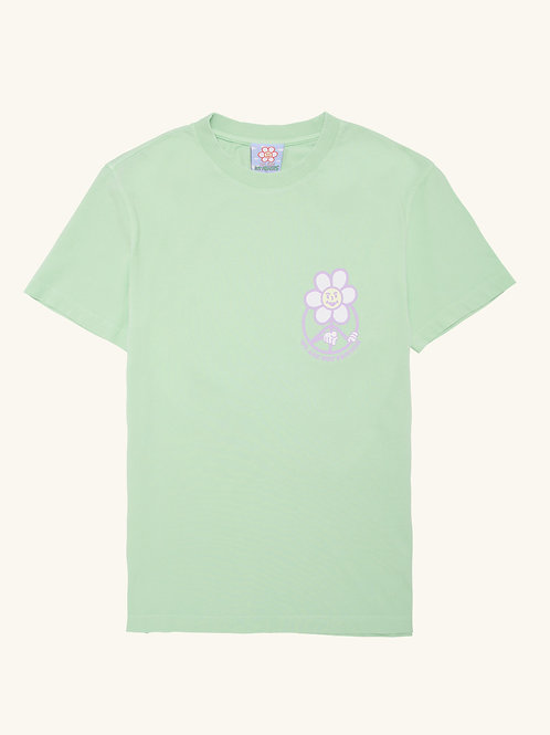 """CAMISETA WE ARE NOT FRIENDS """"DAISY"""" APPLE GREEN"""
