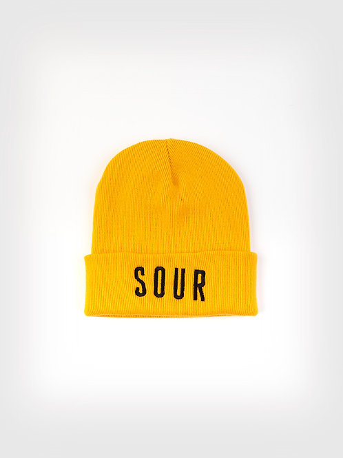 "GORRO SOUR ""GM BEANIE - YELLOW"""