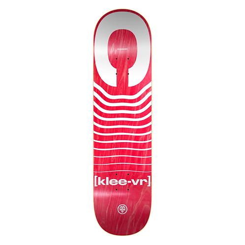 """TABLA CLEAVER """"KLEE-VR RED"""" 8.5"""