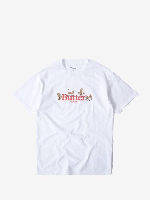 "CAMISETA BUTTER GOODS ""MONKEY"""