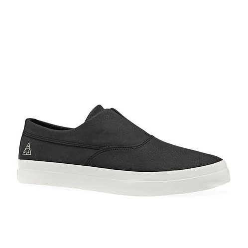 "HUF ""DYLAN SLIP ON"" BLACK"