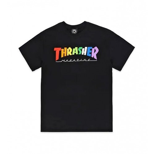 "CAMISETA THRASHER ""RAINBOW MAG"""