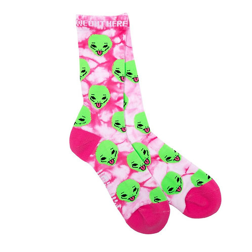 """CALCETINES RIPNDIP """"WE OUT HERE"""""""