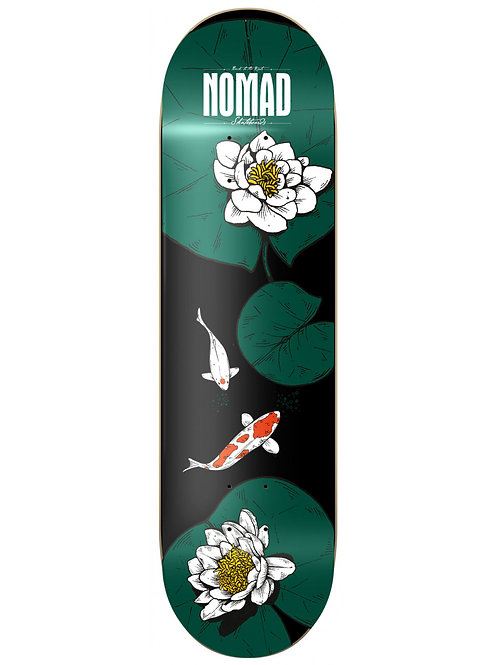"TABLA NOMAD ""JUNGLE - GOLDEN FISH"" 8.0"
