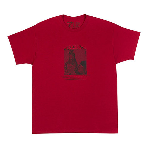 """CAMISETA SOUR """"HELPING HAND"""" RED"""