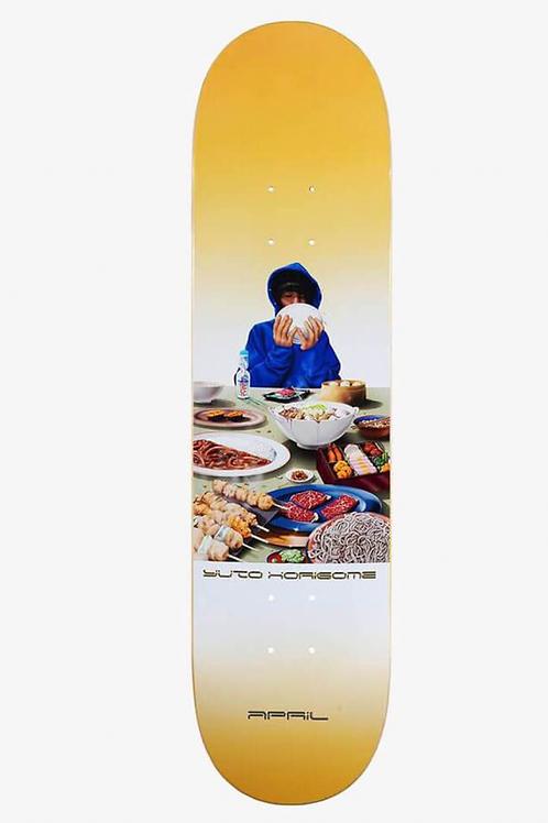 """TABLA APRIL """"YUTOBAN"""" 7.8"""