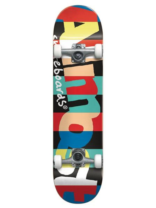 """SKATE COMPLETO ALMOST """"RUGBY RESIN YOUTH"""" 7.375"""