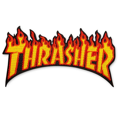 """PARCHE THRASHER """"FLAME"""""""