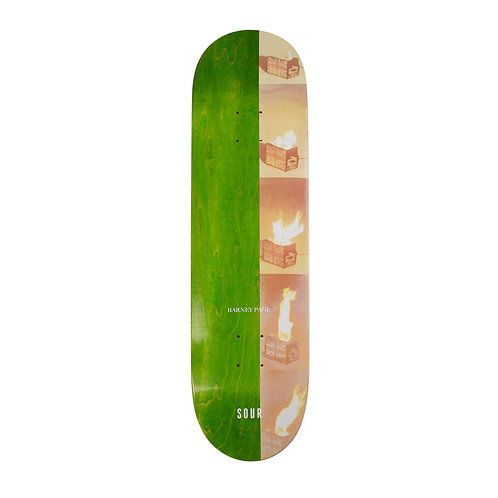 """TABLA SOUR """"BARNEY PAGE - TOASTED"""" 8.25"""