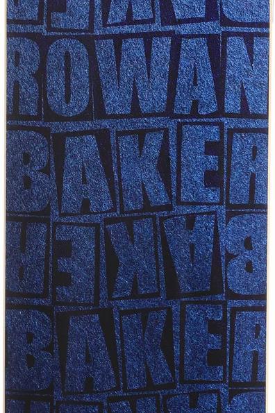 "TABLA BAKER ""ROWAN PILLED"" 8.25"