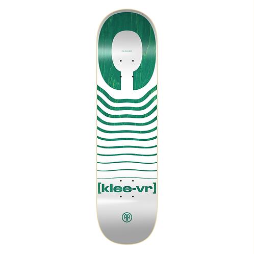 """TABLA CLEAVER """"KLEE-VR GREEN"""" 8.1"""