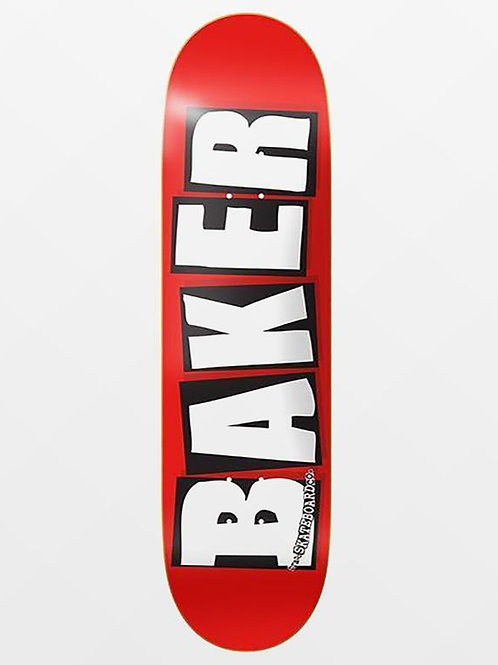 "TABLA BAKER ""BRAND LOGO "" 8.3875"