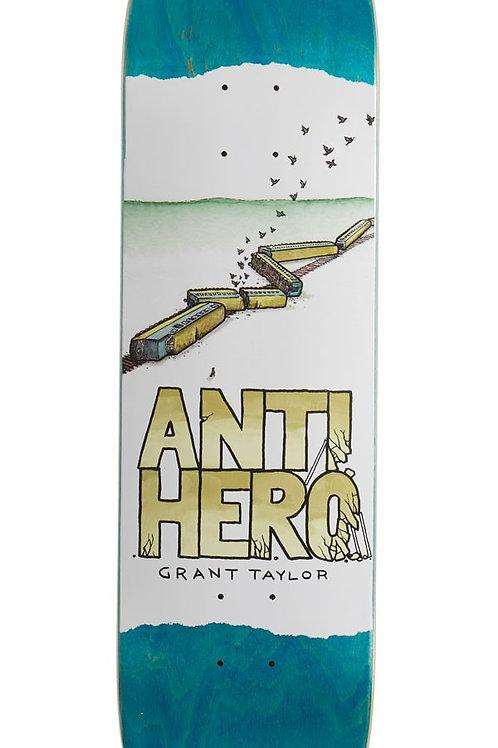 "TABLA ANTI HERO ""EXPRESSION TAYLOR"" 8.125"