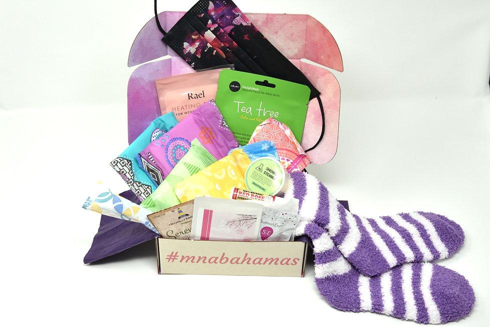 Build your feminine care box!