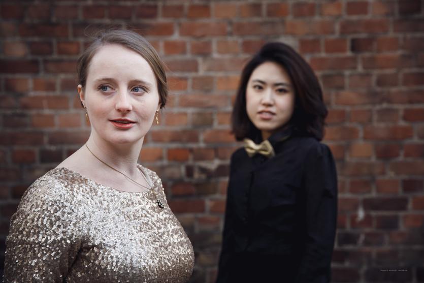 Lied Duo Wei Lee - Marie Sophie Richter