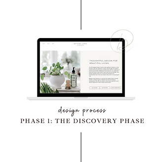 Design Process: The Discovery Phase
