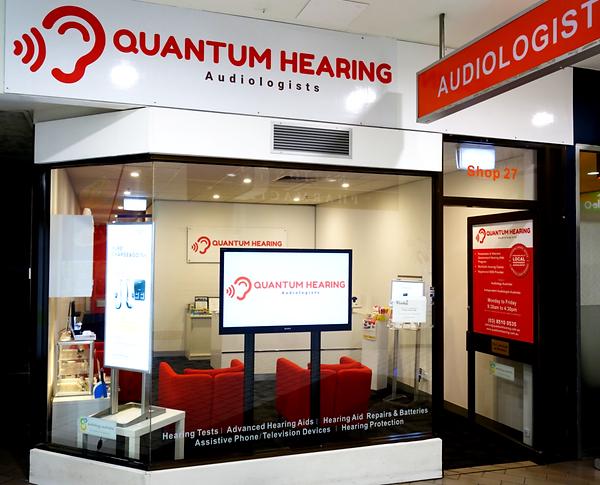 Clinic Quantum Hearing