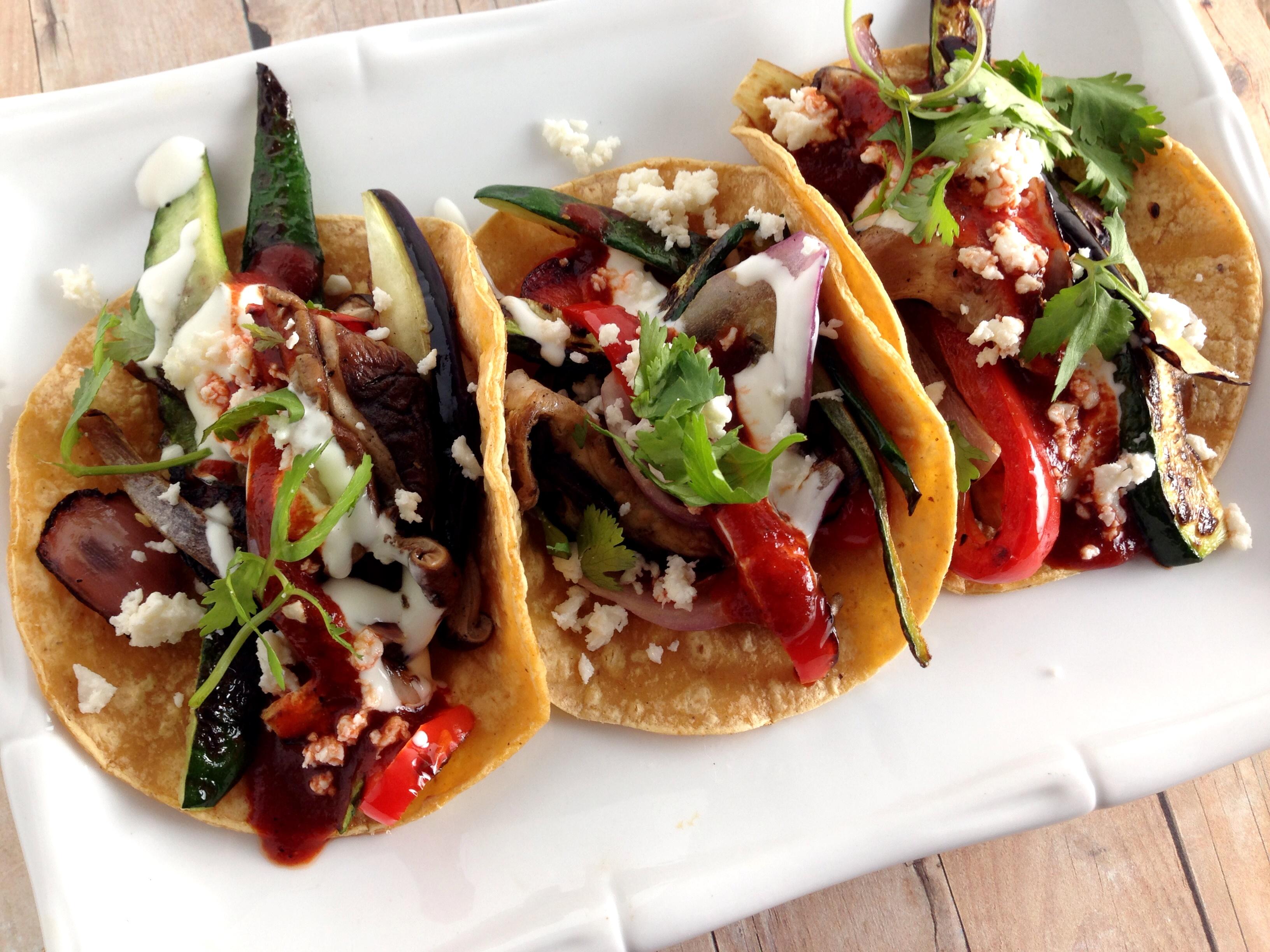 Veggie-Tacos