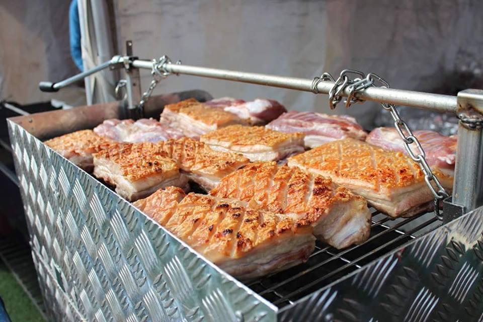Peruvian Pork Belly