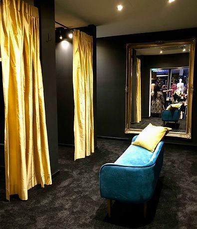 FLIP Luxury Label Consignment Dressing Room