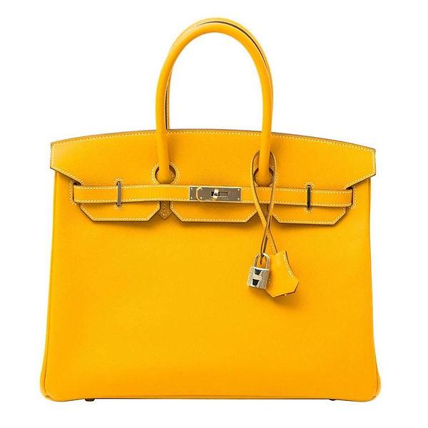 35 Birkin Bag, Flip Luxury