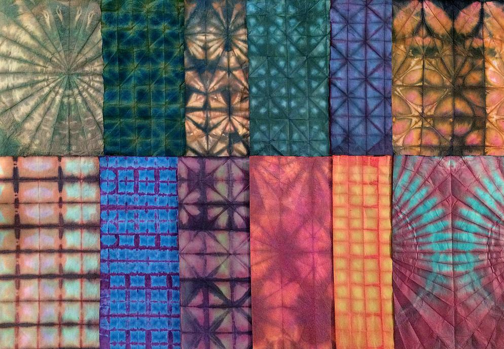 Itajime Shibori: Japanese Decorative Papermaking
