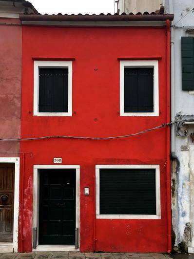 Fishman's House of Burano Italy