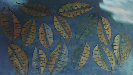 thirst for COLOR: Printed Decorative Printmaking Process