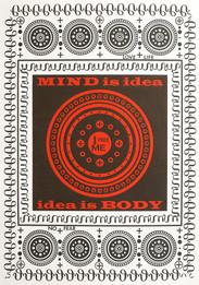 MIND is idea + idea is BODY