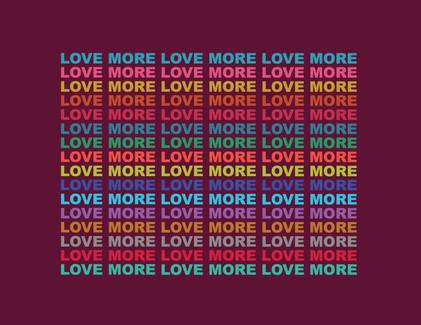 Movie Still for video: LOVE more