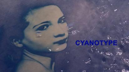 Cyanotype Photographic Method