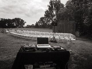 Wedding Ceremony DJ Rolla MO