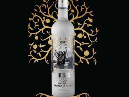 Moses Vodka at Kosherfest 2019