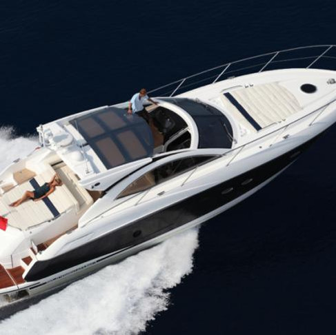 The perfect summer cruiser - Sunseeker Portofino 48. Available now!