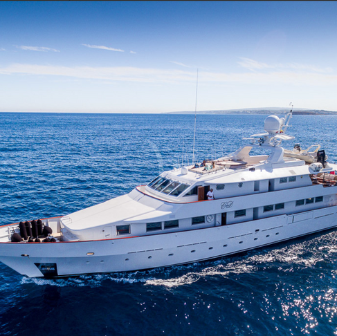 Sold - Two week Charter on 43M CD TWO