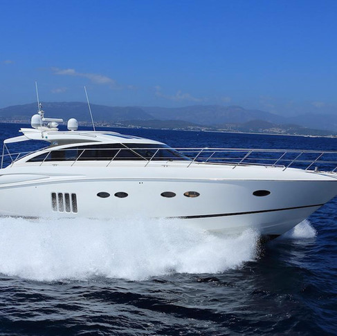 The Princess V62, a masterpiece destined for immortality.