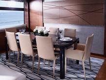 88-motor-yacht-dining-area-american-waln