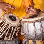 Los tambores tradicionales de la India