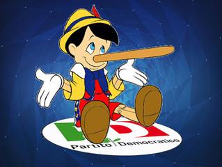 Pinocchiopoli, il PD vimercatese ci aggiunge lo scherno alla fede religiosa