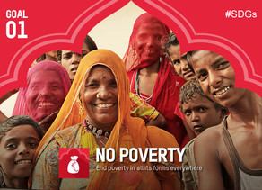 UN report on SGD, we are far away from defeating poverty